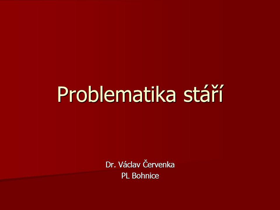Dr. Václav Červenka PL Bohnice