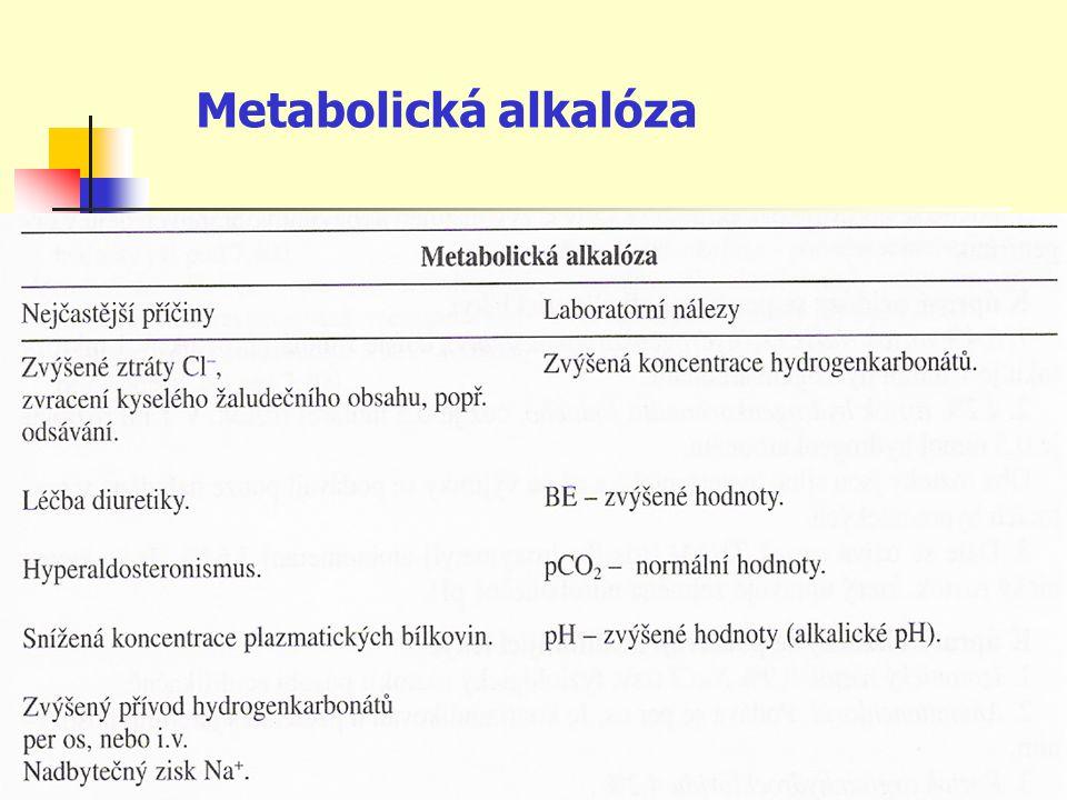 Metabolická alkalóza