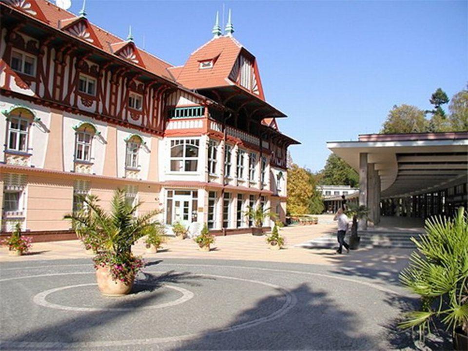 Luhačovice, Nejvýznamější lázeňské město na Moravě, typ tzv