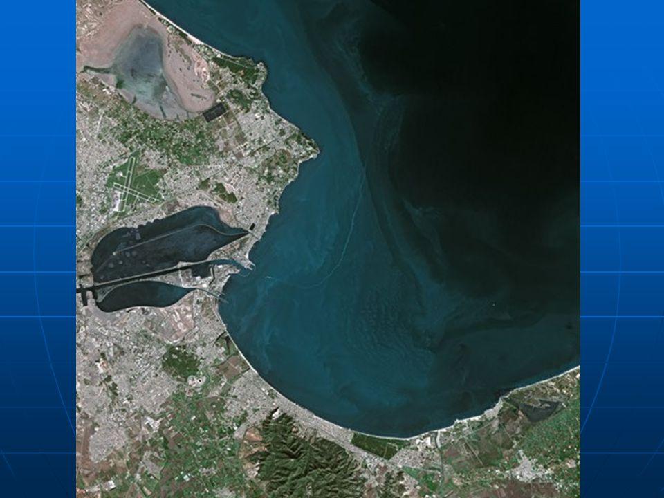 Chráněná zátoka pro obchodní a vojenské námořnictvo Kartága
