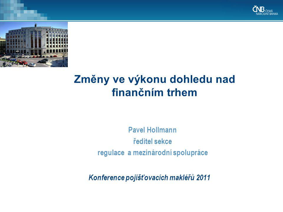 Konference pojišťovacích makléřů 2011