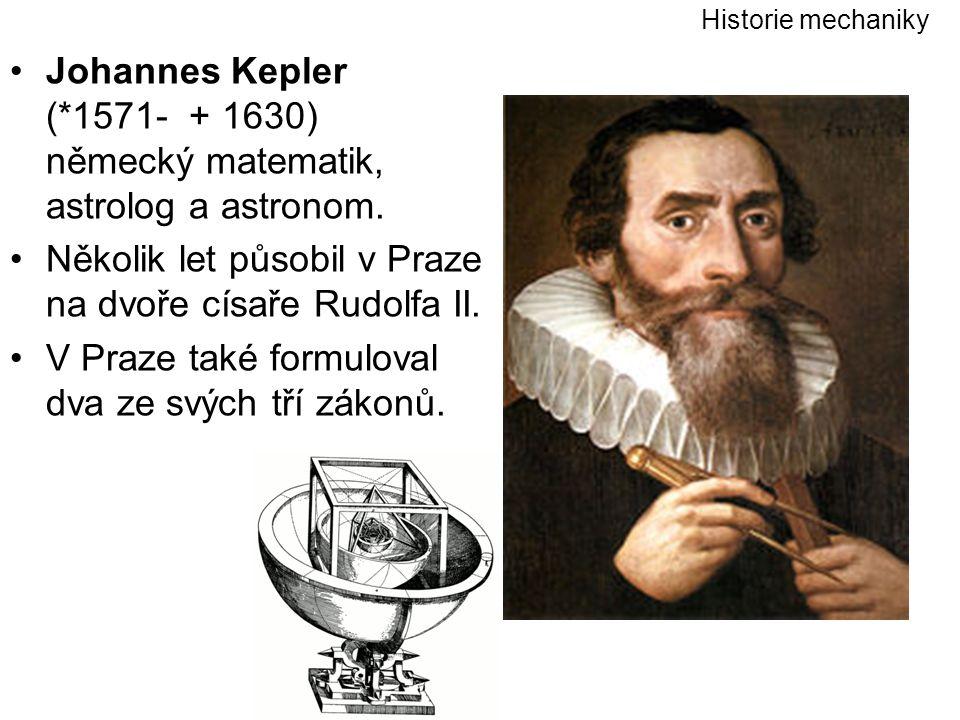 Několik let působil v Praze na dvoře císaře Rudolfa II.