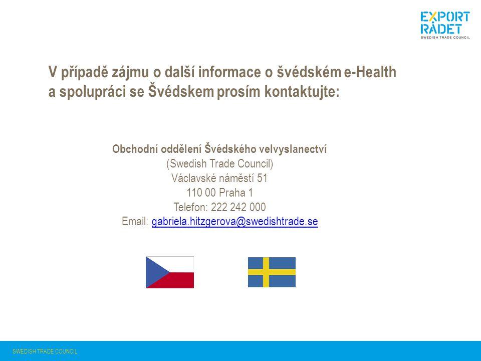 Obchodní oddělení Švédského velvyslanectví