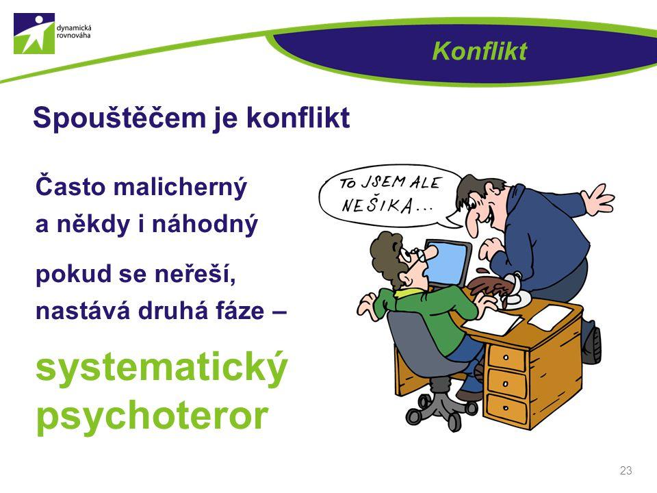 systematický psychoteror