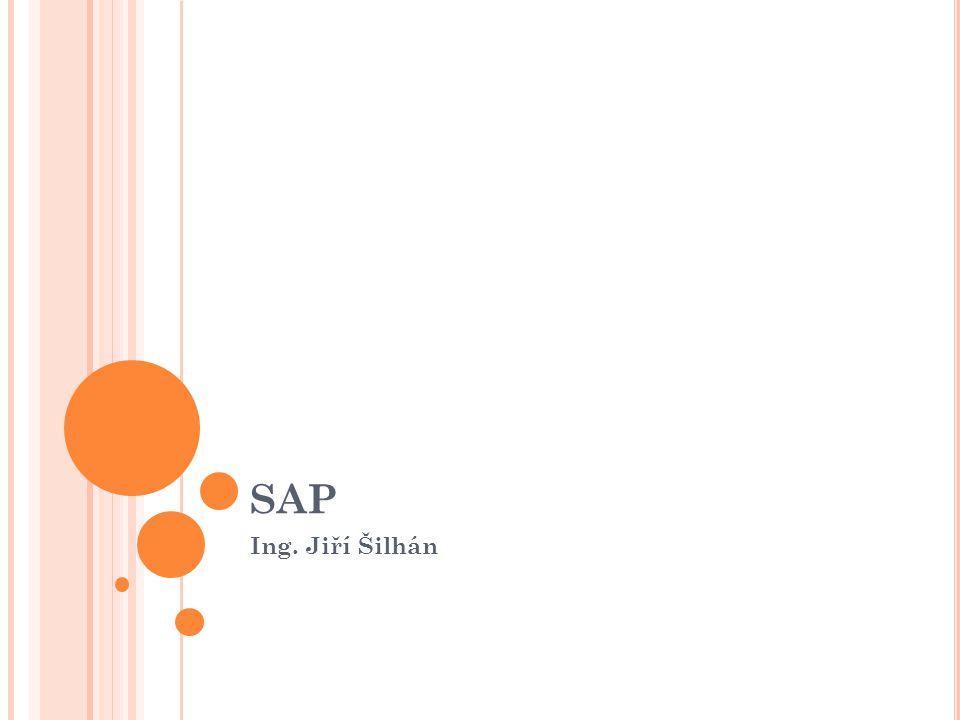 SAP Ing. Jiří Šilhán