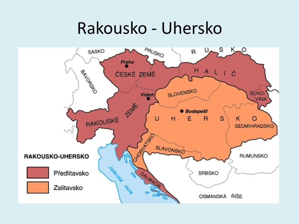 Rakousko - Uhersko