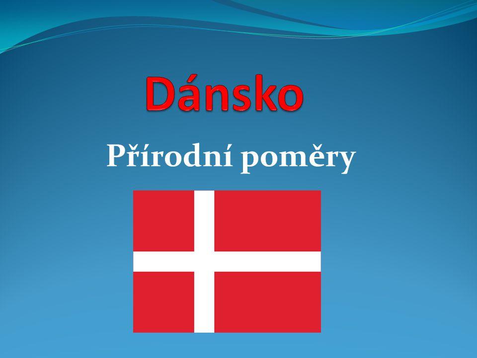 Dánsko Přírodní poměry