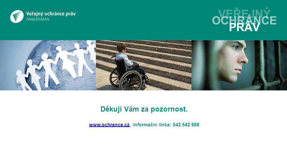 Děkuji Vám za pozornost. www. ochrance