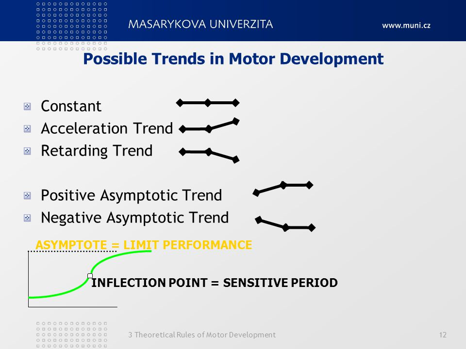 Possible Trends in Motor Development