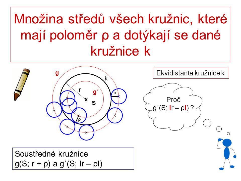 Ekvidistanta kružnice k