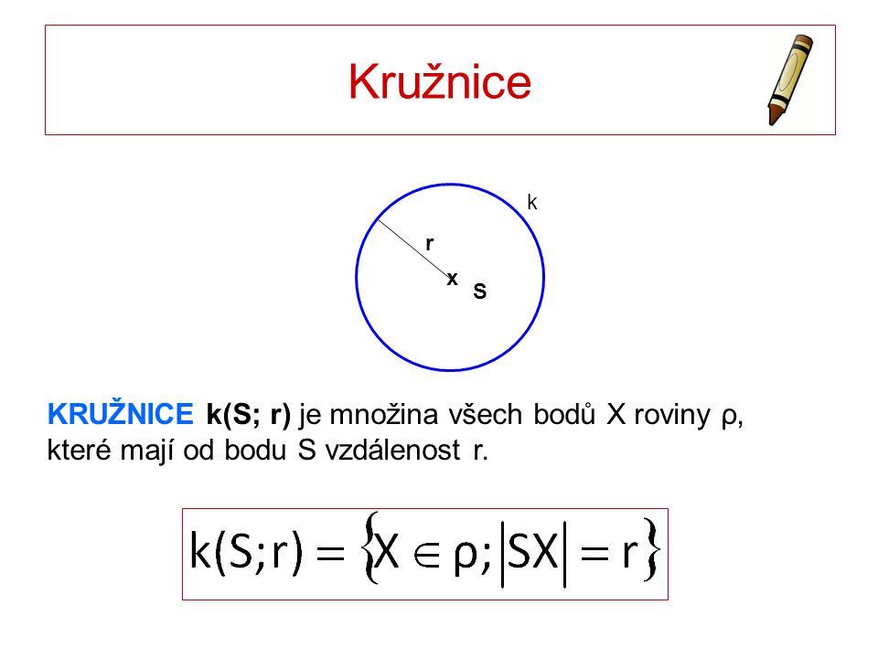 Kružnice r. S. x. k.