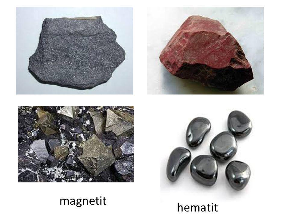 magnetit hematit