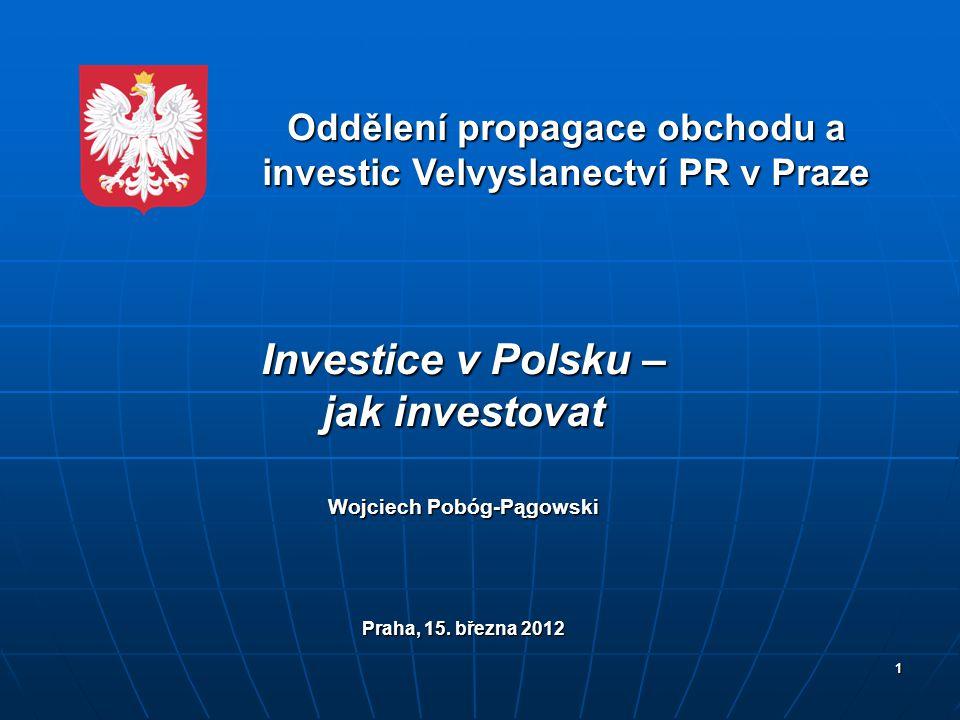 Investice v Polsku – jak investovat