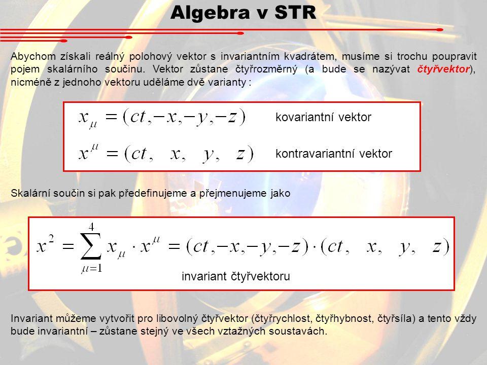 invariant čtyřvektoru