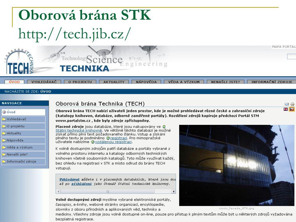 Oborová brána STK http://tech.jib.cz/