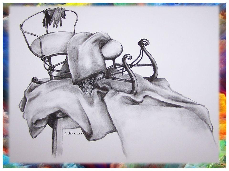 Kreslířské a malířské potřeby