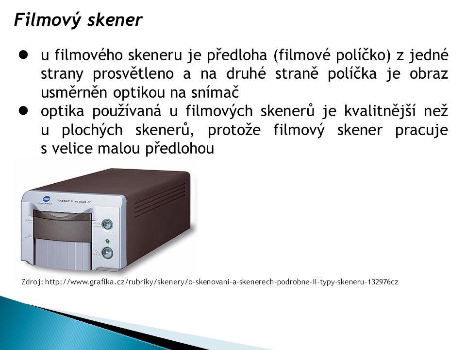 Filmový skener
