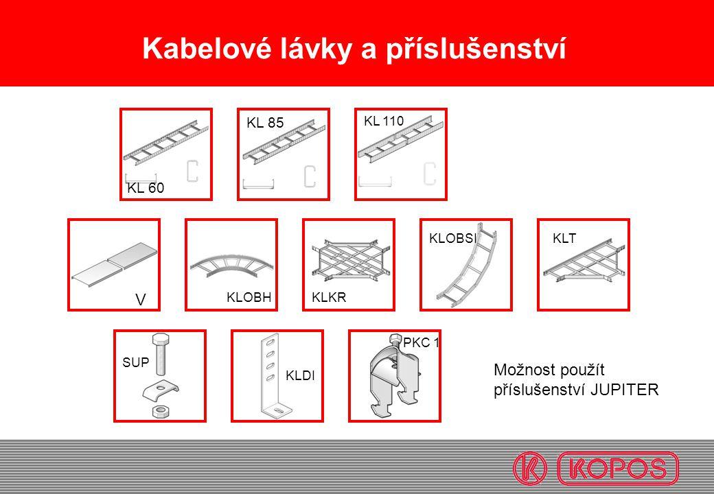 Kabelové lávky a příslušenství