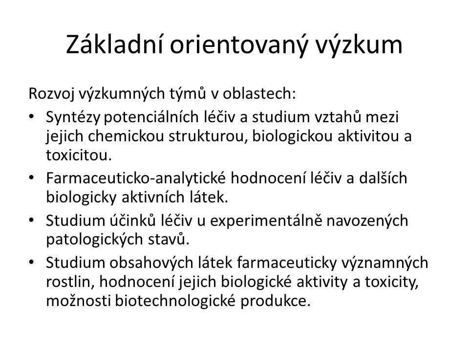 Základní orientovaný výzkum