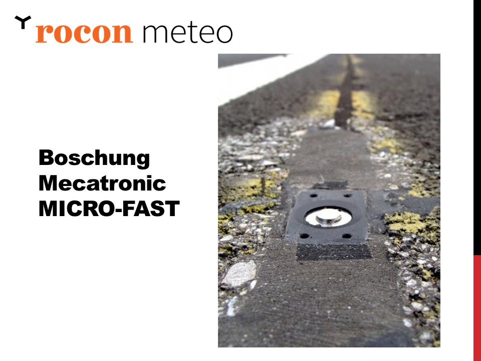 Boschung Mecatronic MICRO-FAST