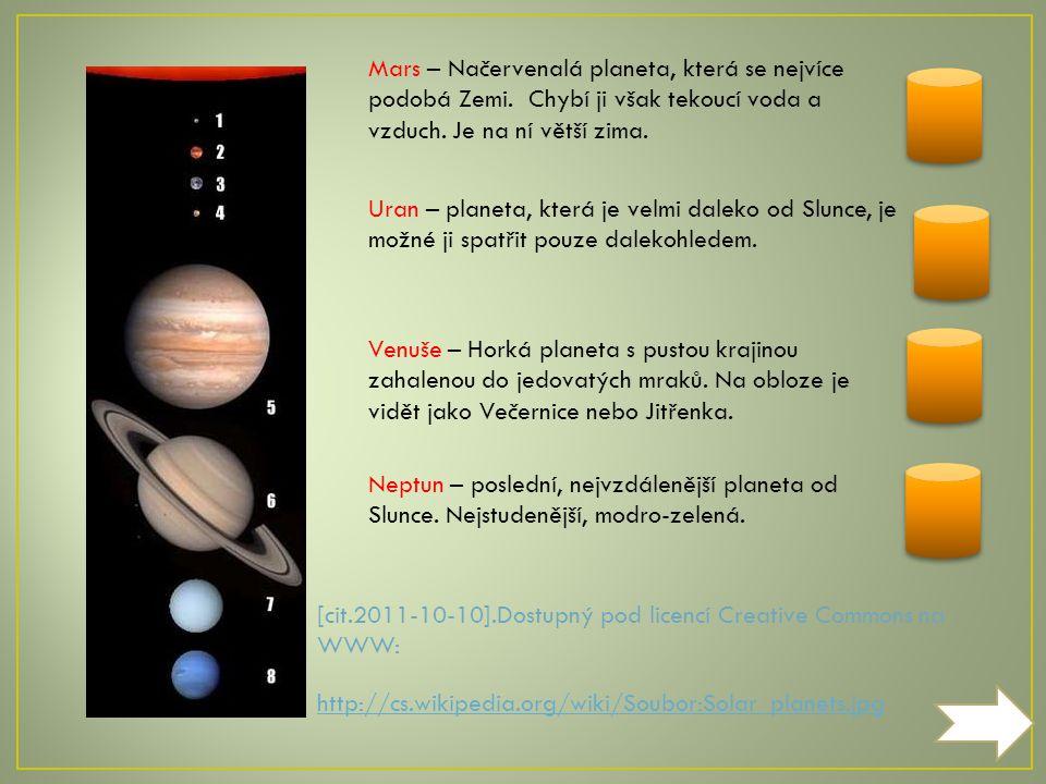 Mars – Načervenalá planeta, která se nejvíce podobá Zemi