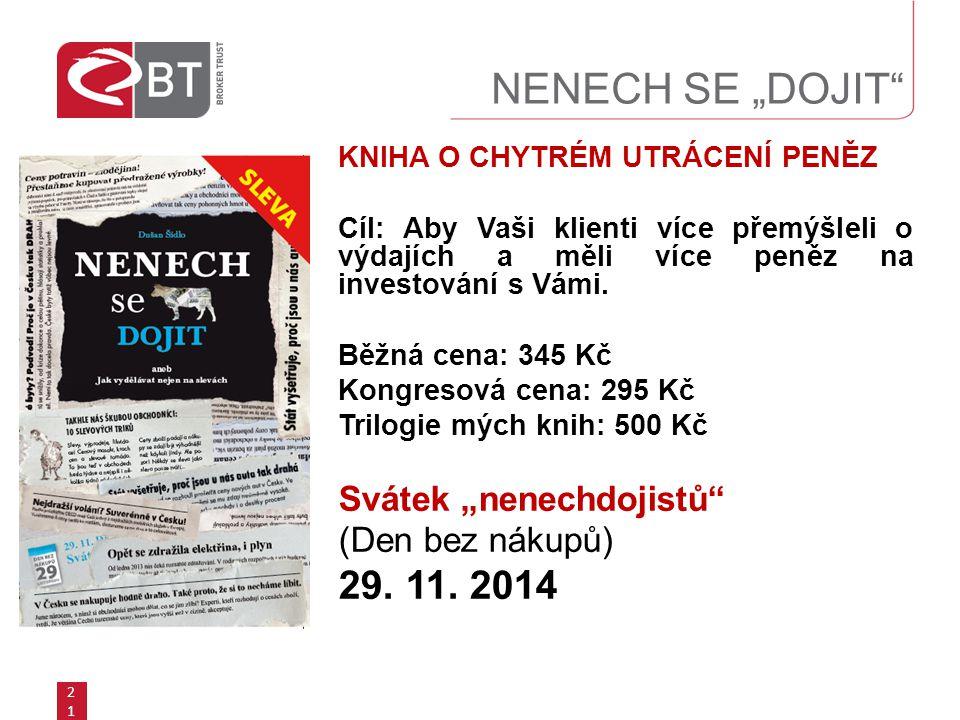"""NENECH SE """"DOJIT 29. 11. 2014 Svátek """"nenechdojistů (Den bez nákupů)"""