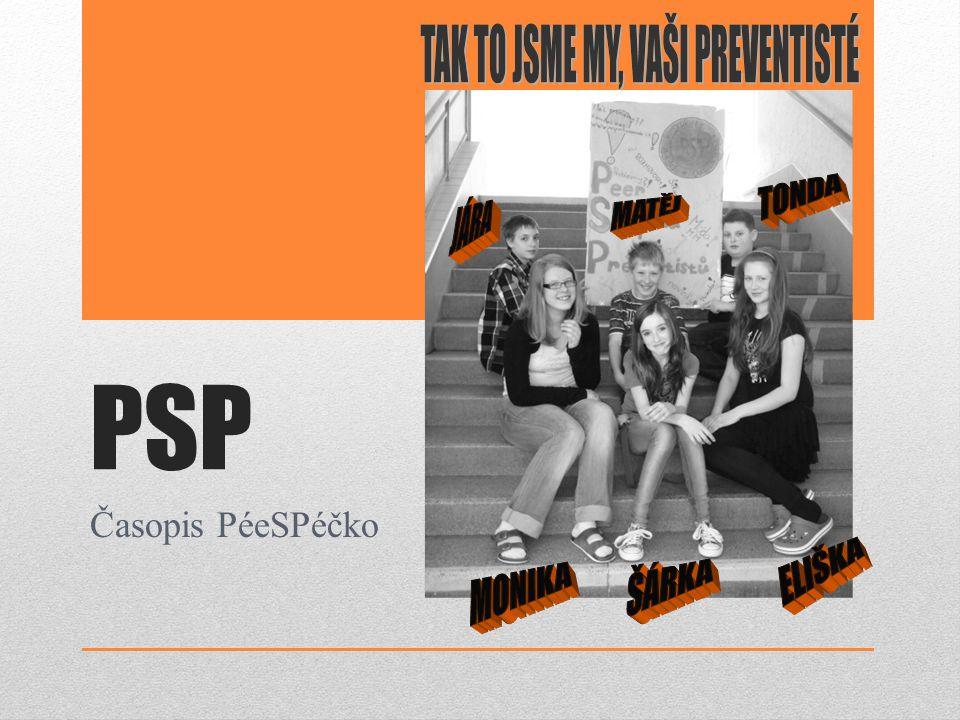 PSP Časopis PéeSPéčko