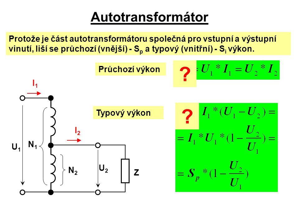 Autotransformátor