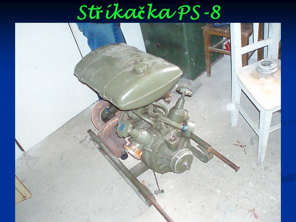 Stříkačka PS-8