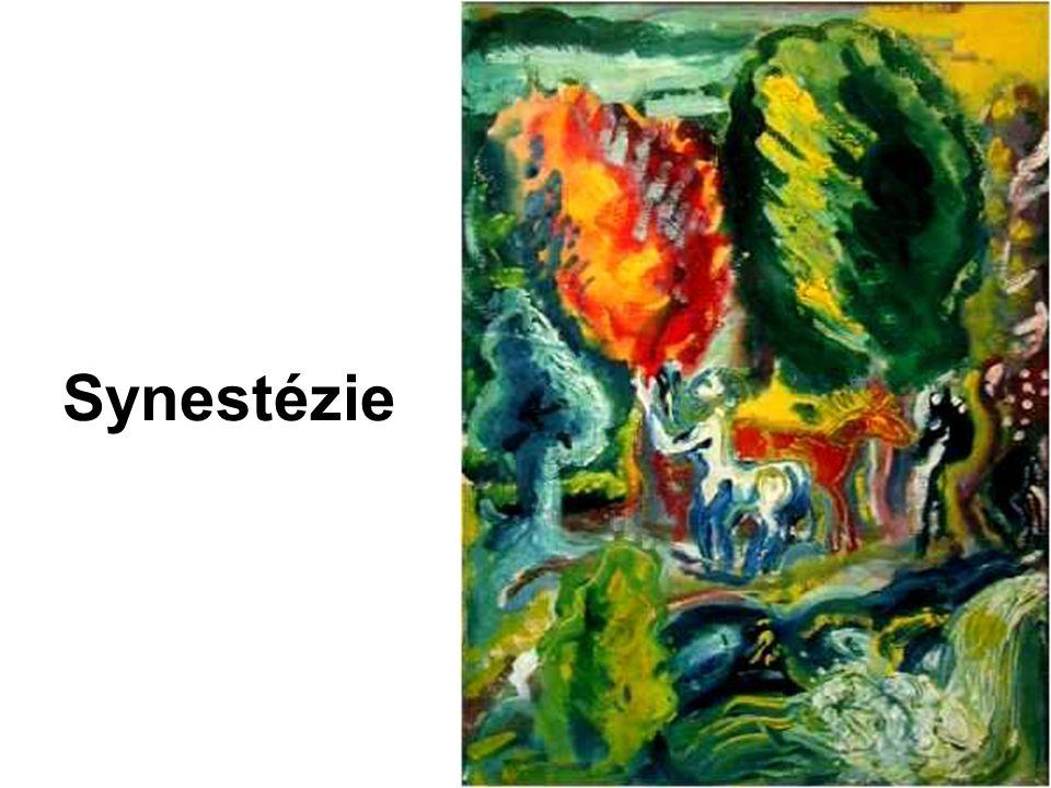 Synestézie