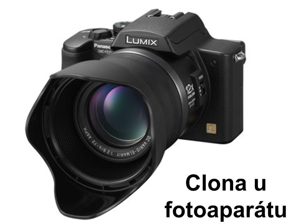 Clona u fotoaparátu