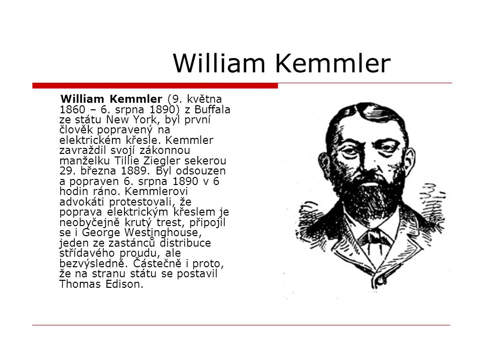 William Kemmler