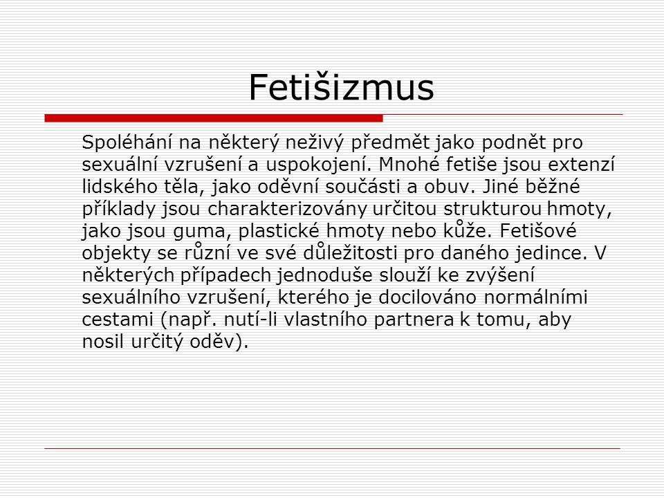 Fetišizmus