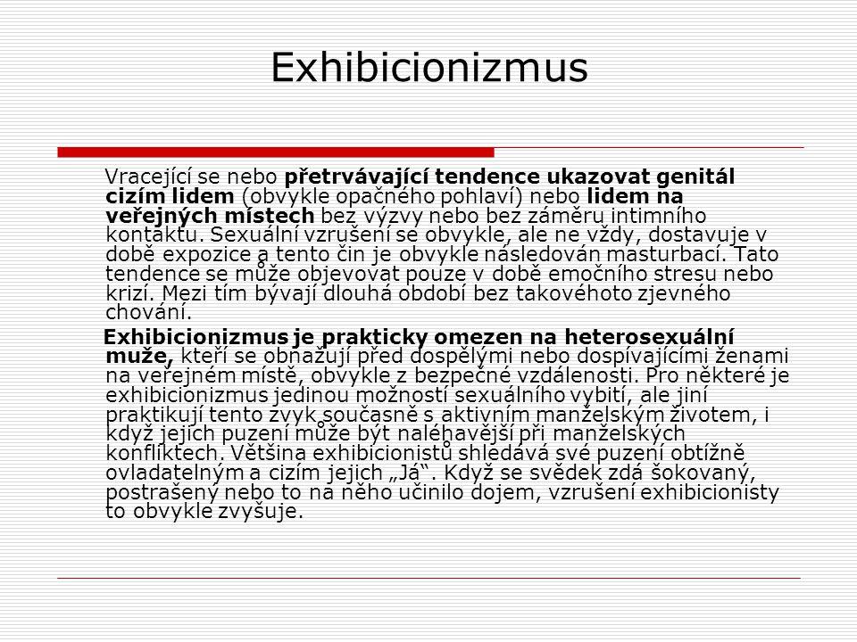 Exhibicionizmus