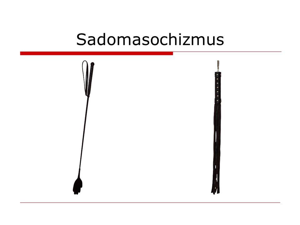 Sadomasochizmus