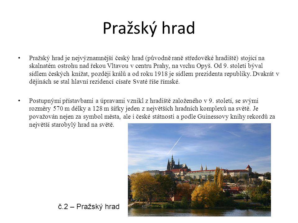 Pražský hrad č.2 – Pražský hrad