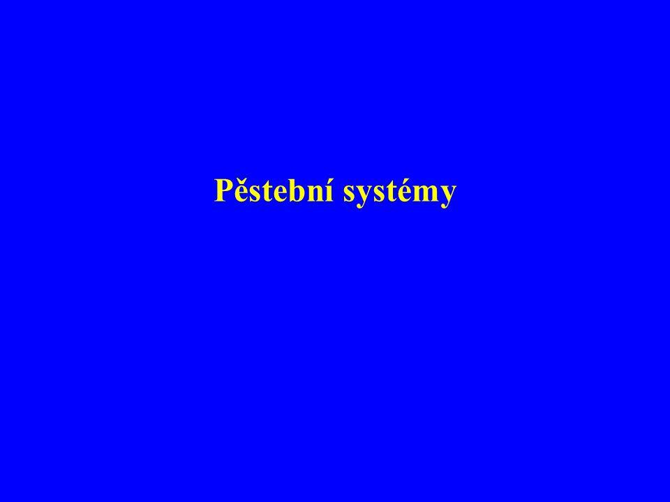 Pěstební systémy