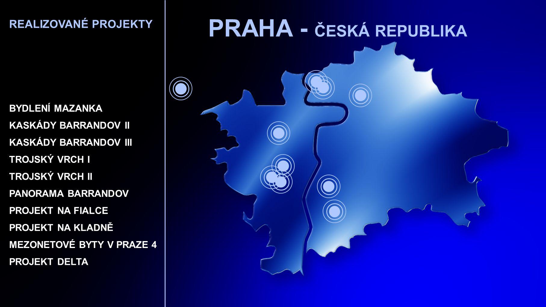 PRAHA - ČESKÁ REPUBLIKA