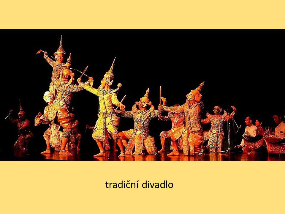 tradiční divadlo
