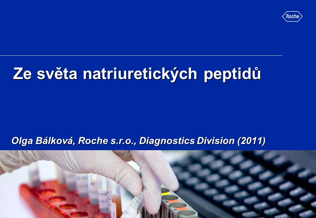 Ze světa natriuretických peptidů