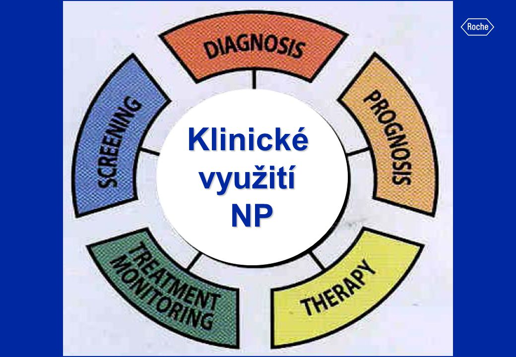 Klinické využití NP
