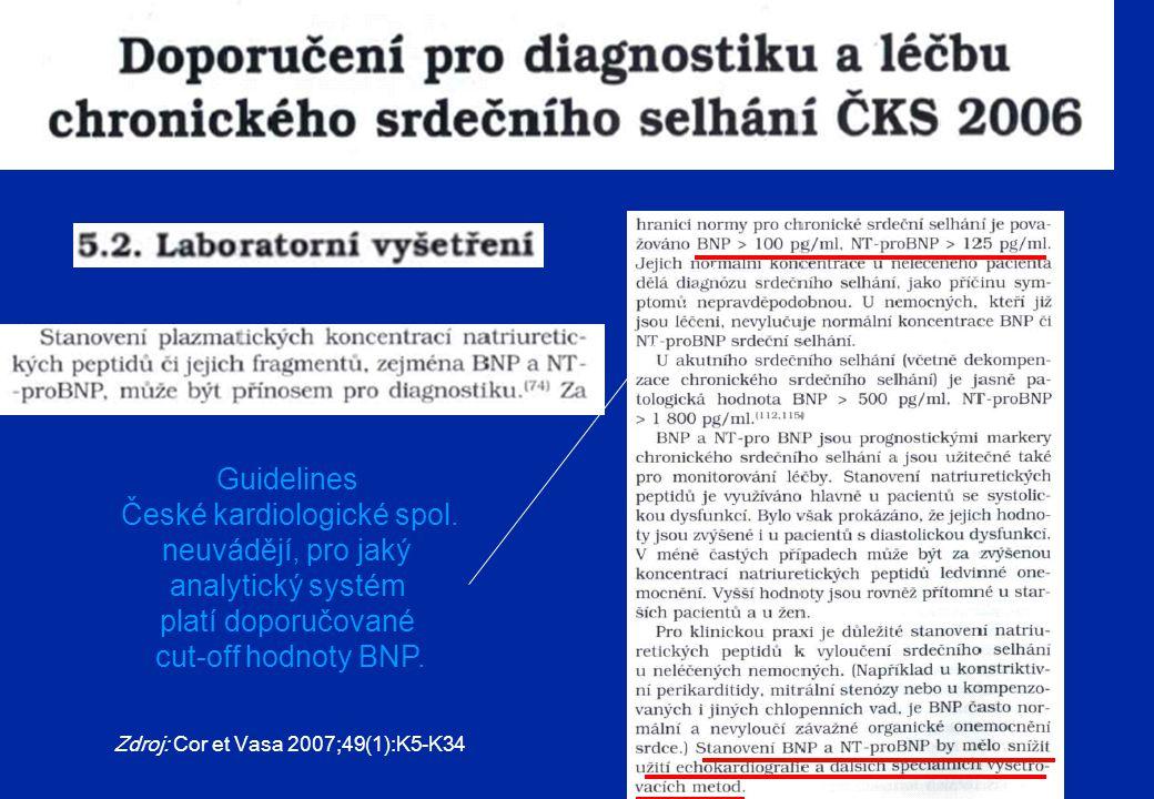 Zdroj: Cor et Vasa 2007;49(1):K5-K34