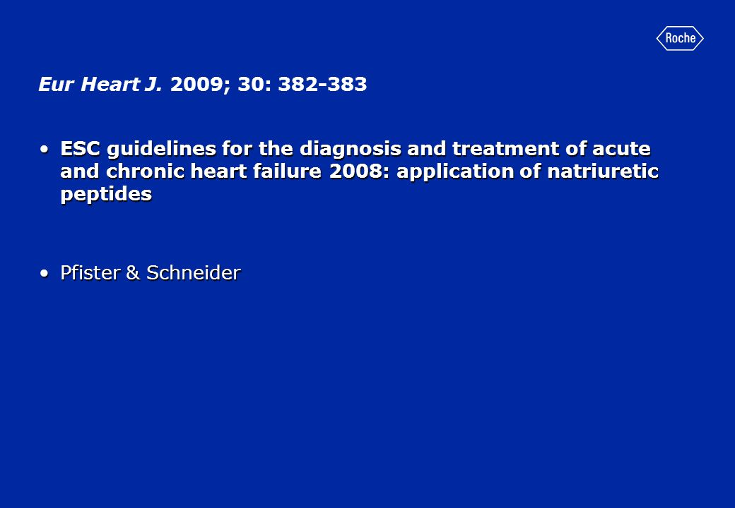 Eur Heart J. 2009; 30: 382-383