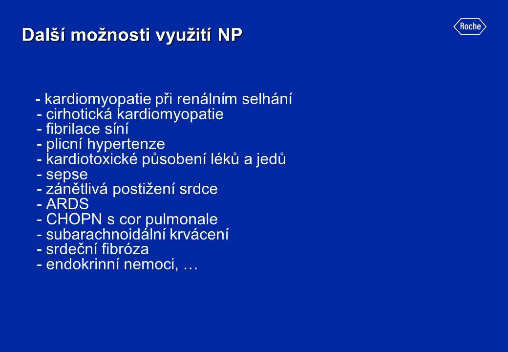 Další možnosti využití NP