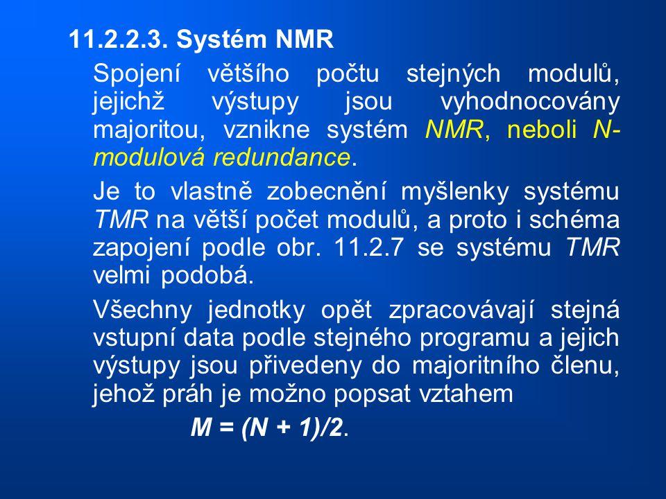 11.2.2.3. Systém NMR