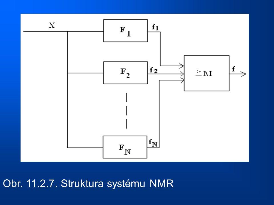 Obr. 11.2.7. Struktura systému NMR