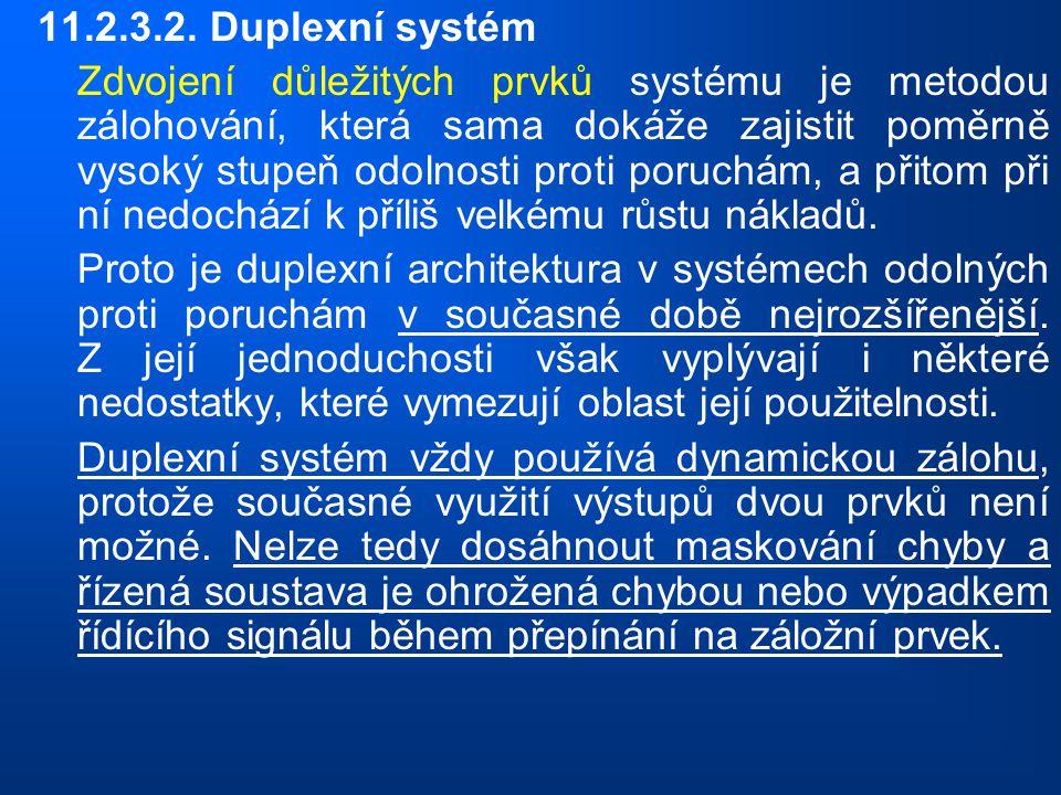 11.2.3.2. Duplexní systém