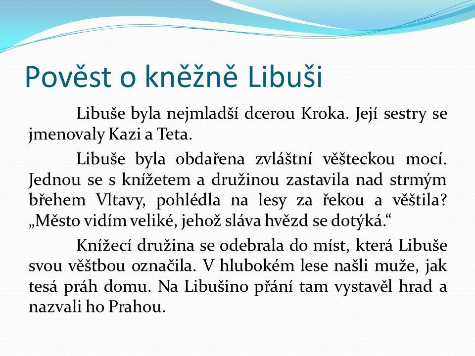 Pověst o kněžně Libuši