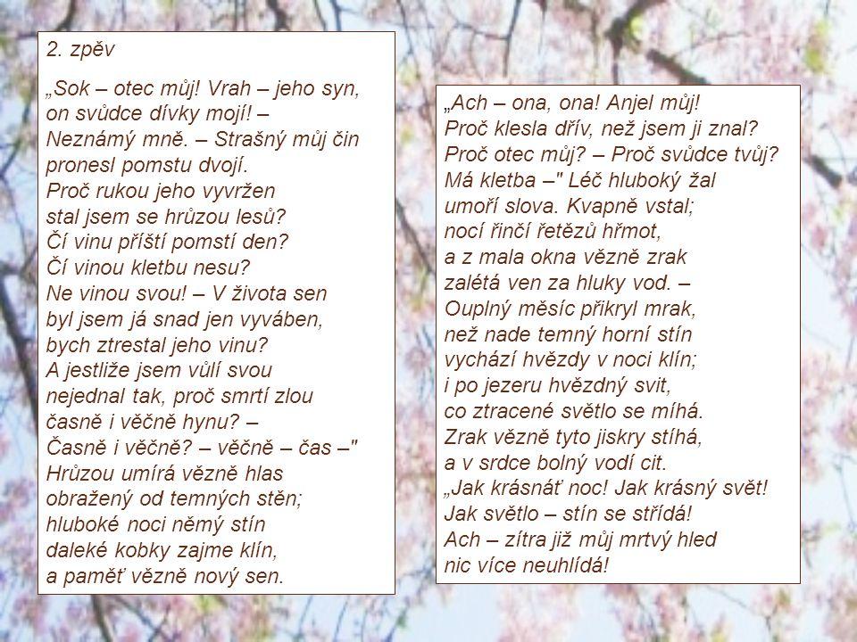 2. zpěv