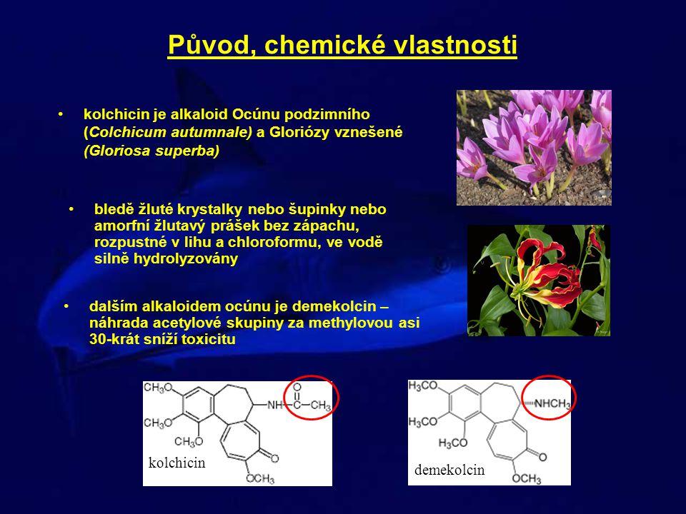 Původ, chemické vlastnosti